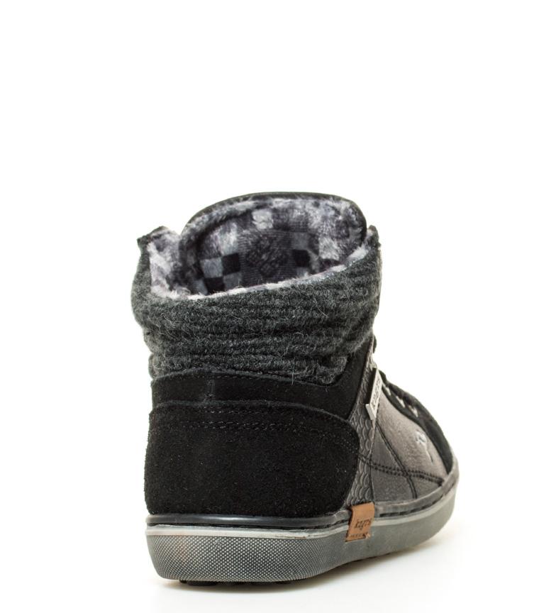 negro Kangaroos Zapatillas Kangaroos abotinadas Zapatillas negro abotinadas vHEqYwMg