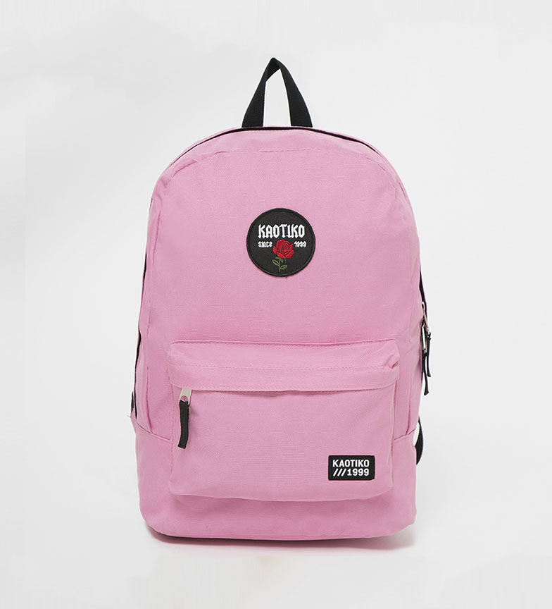 Comprar Kaotiko Rose backpack pink -43x13x30cm