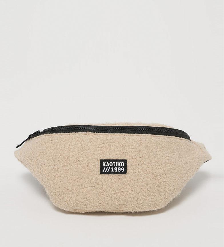 Comprar Kaotiko Riñonera Basic beige -11/39x18x8cm-