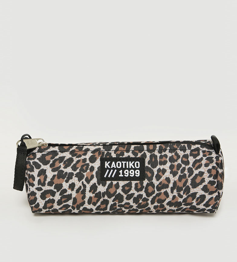 Comprar Kaotiko Custodia Basic leoardo -21x8.5x6 cm