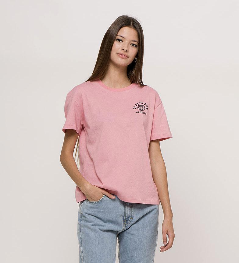Comprar Kaotiko Camiseta Deathless rosa