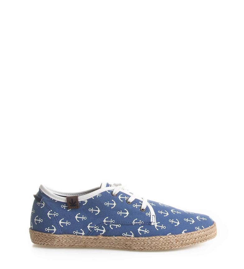 Comprar Kaotiko Sapatos de campismo azuis