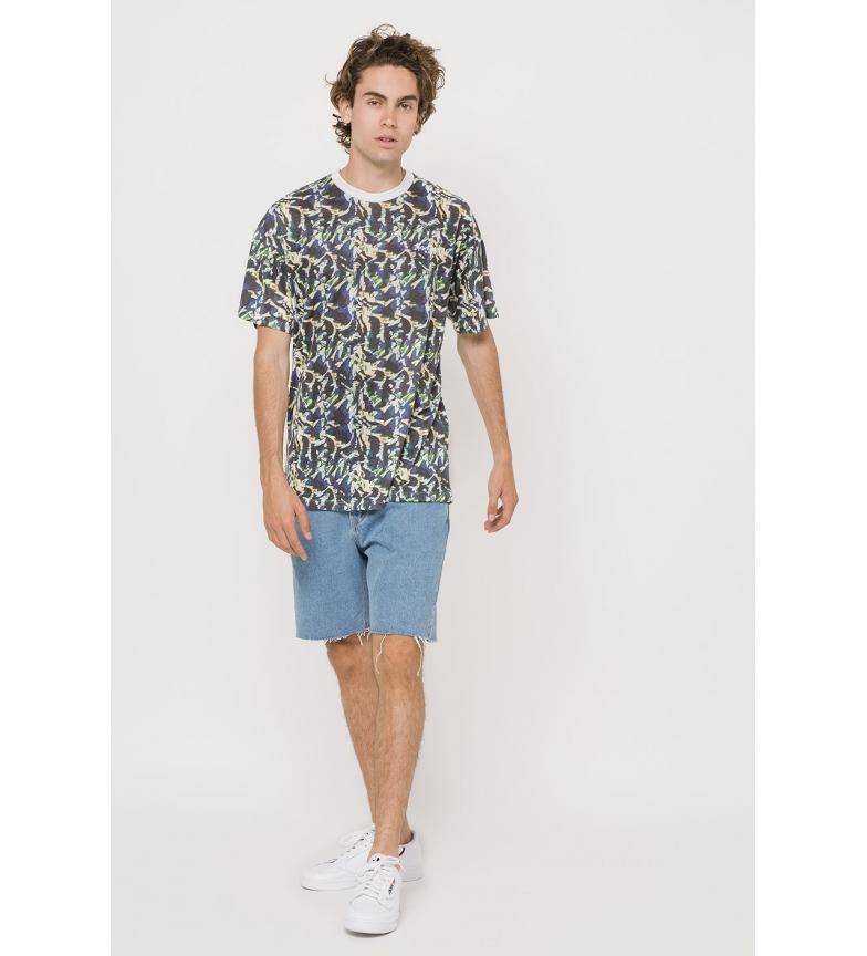 Comprar Kaotiko T-shirt Psyco-2 multicolor