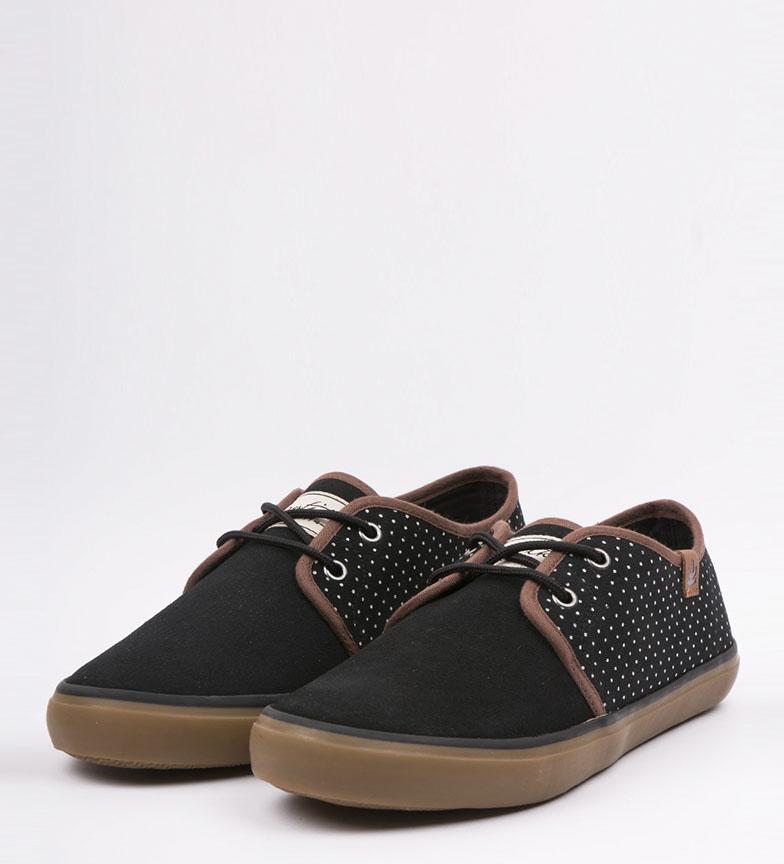 Zapatillas Negro Twins Piel Kaotiko De O0Xw8nPk