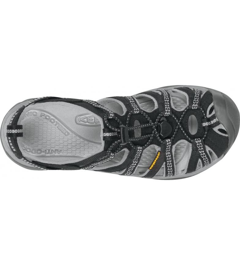 b Keen Sandalias b 6g grey black 246 neutral Whisper tt17U