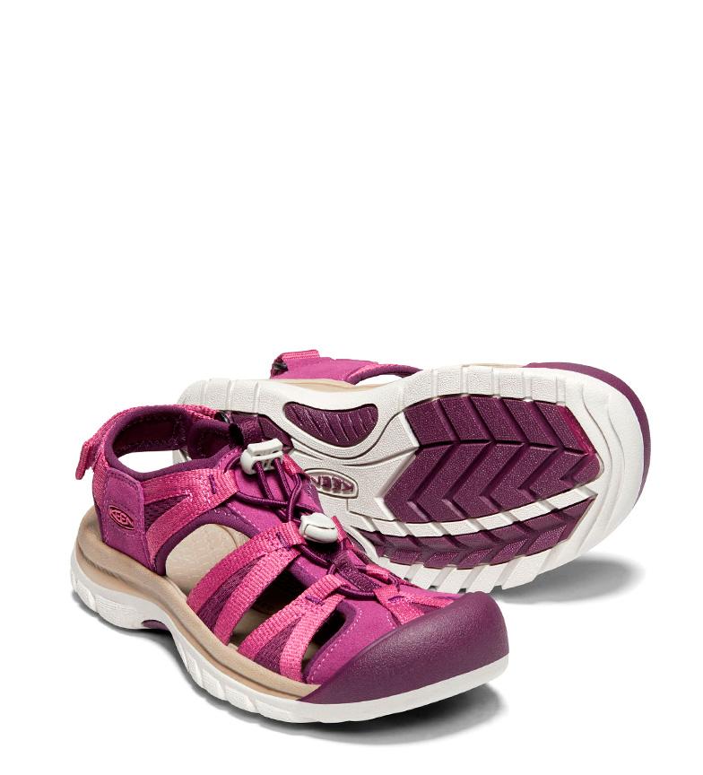 II H2 Venice Keen red b grape b Sandalias violet kiss qwOxZn4t