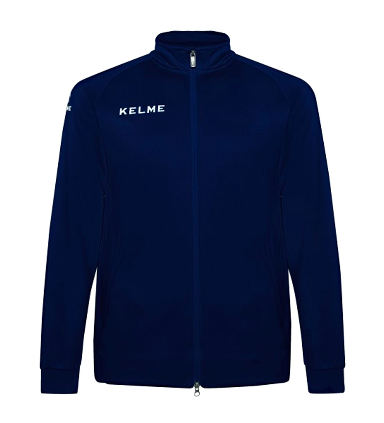 Kelme-Chaqueta-Australia-Global-Hombre-chico-Azul-Rojo-Negro-Deportivo miniatura 6