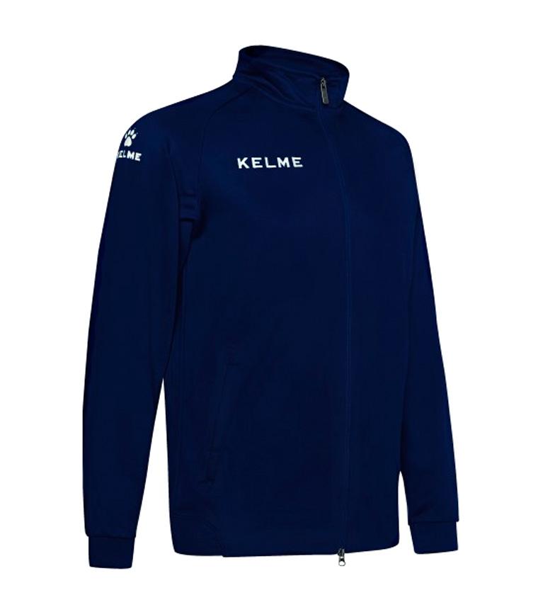 Kelme-Chaqueta-Australia-Global-Hombre-chico-Azul-Rojo-Negro-Deportivo miniatura 7