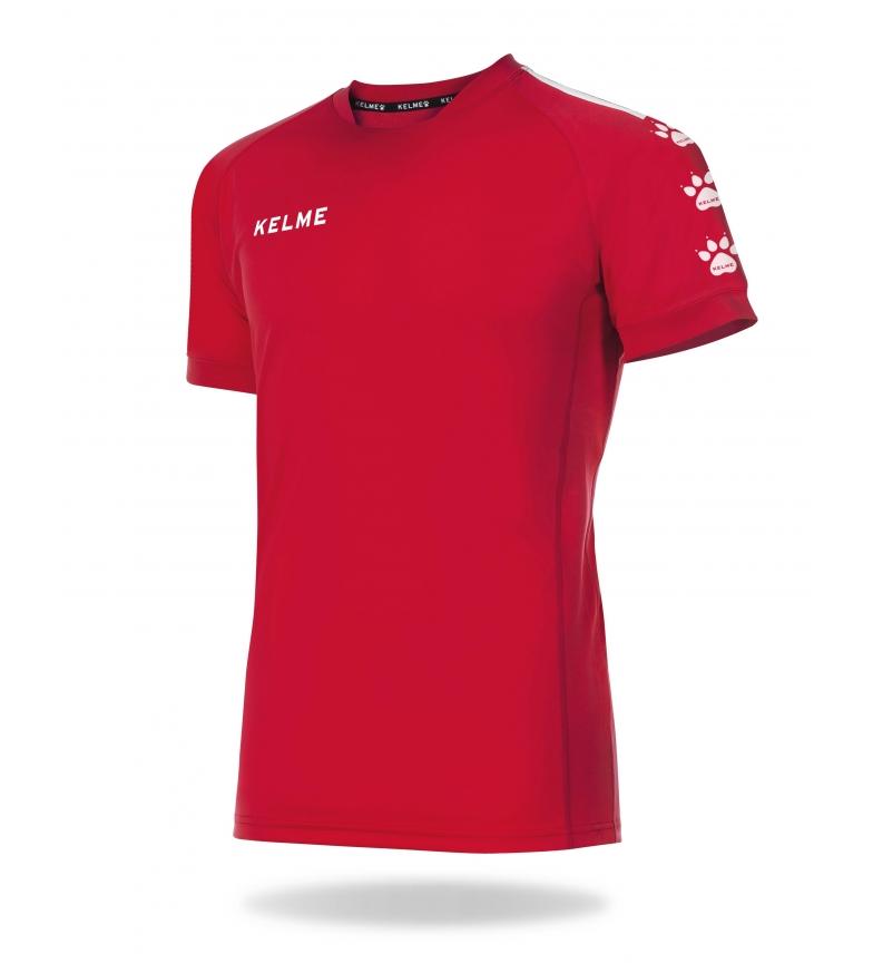 Kelme Camiseta Lince rojo