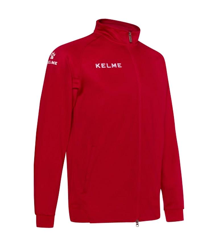 Kelme-Chaqueta-Australia-Global-Hombre-chico-Azul-Rojo-Negro-Deportivo miniatura 4