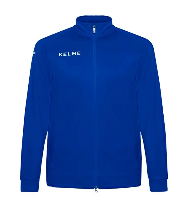 Kelme-Chaqueta-Australia-Global-Hombre-chico-Azul-Rojo-Negro-Deportivo miniatura 12