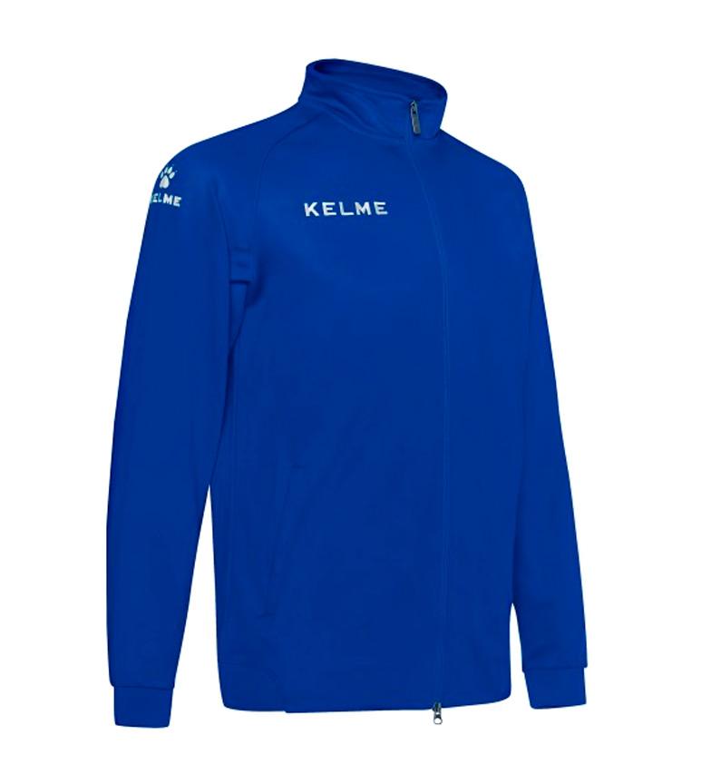 Kelme-Chaqueta-Australia-Global-Hombre-chico-Azul-Rojo-Negro-Deportivo miniatura 13