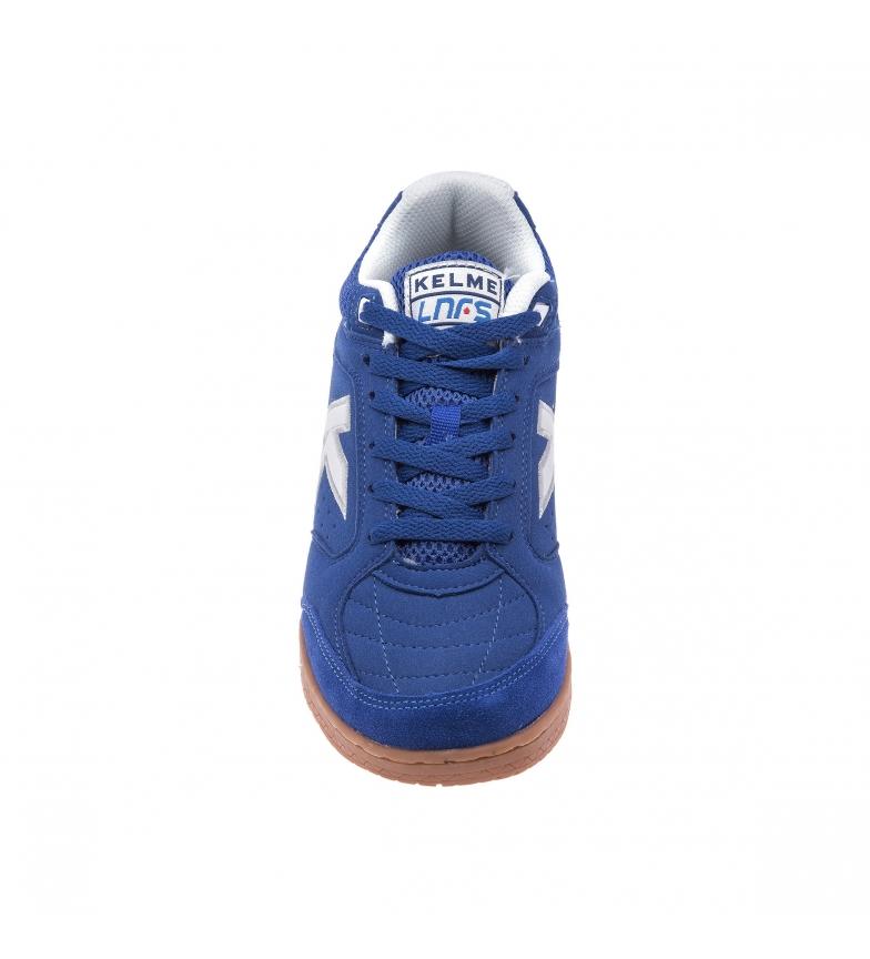 Kelme Zapatillas futsal Precision LNFS azul