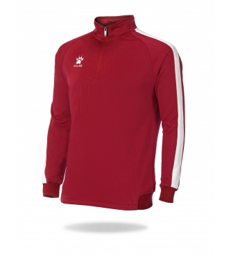 Kelme Sudadera Global rojo