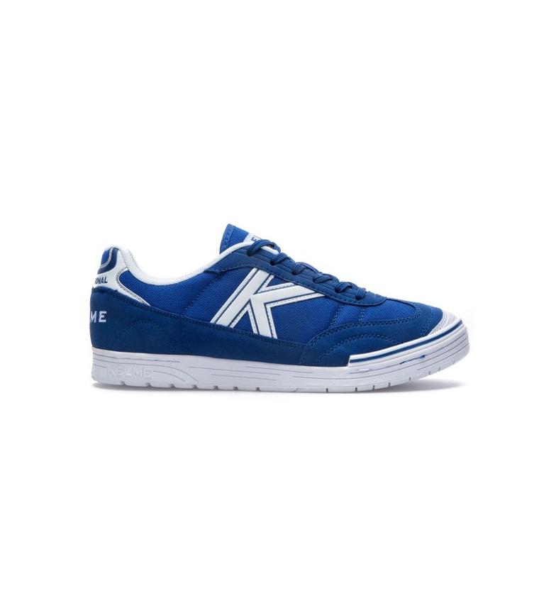 Kelme Zapatillas Trueno futsal azul