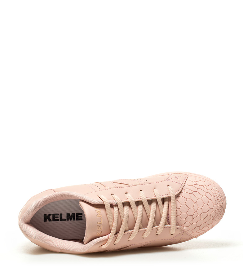 Zapatillas K Legend salmón Tennis piel monocolor de Kelme BtxqdvwaB