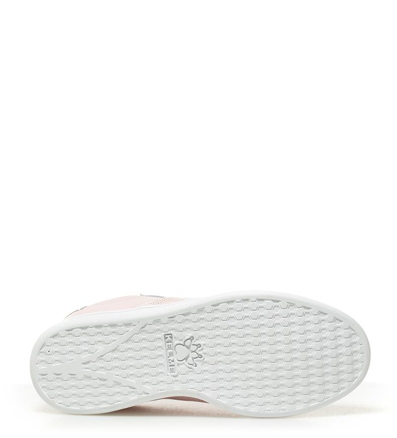 Omaha de Kelme blanco piel Zapatillas Kelme Micro Zapatillas Tennis BqWAOXf
