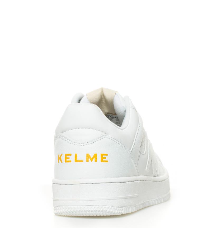 Basket Retro Kelme Retro Zapatillas Zapatillas blanco Kelme w1UfOX