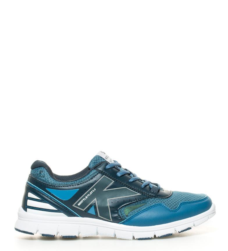 Zapatillas running Kelme Seattle azul 5 Zapatillas 0 Flat Kelme wREAcqwtxB