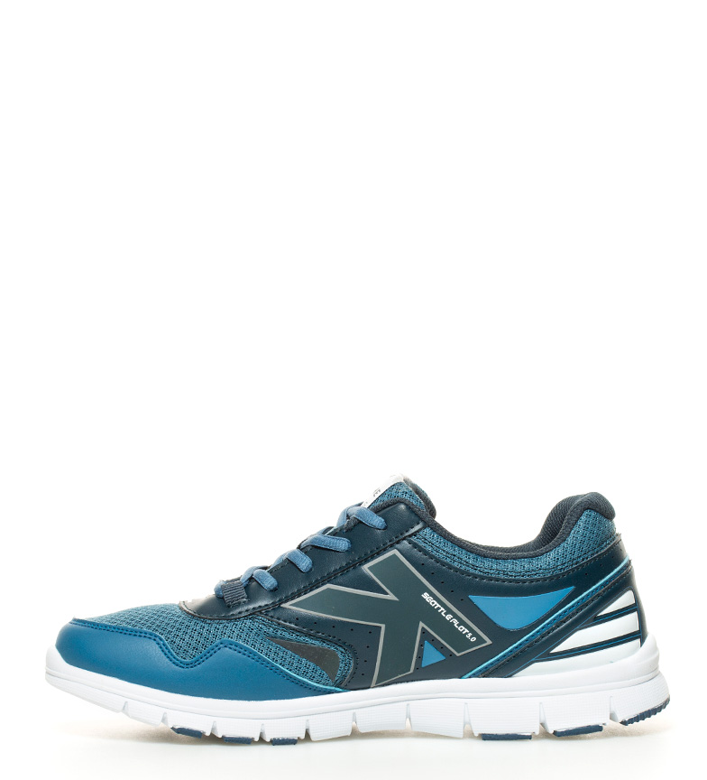 Zapatillas running Kelme Seattle azul 5 Zapatillas 0 Flat Kelme wREAcqwtxB