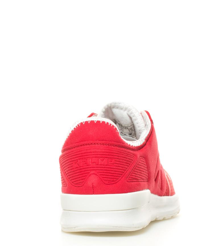 Kelme Zapatillas Yosemitsu rojo