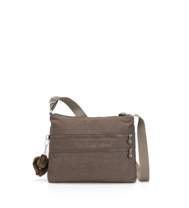 Comprar Kipling Alvar true beige shoulder bag -33x26x4.5cm