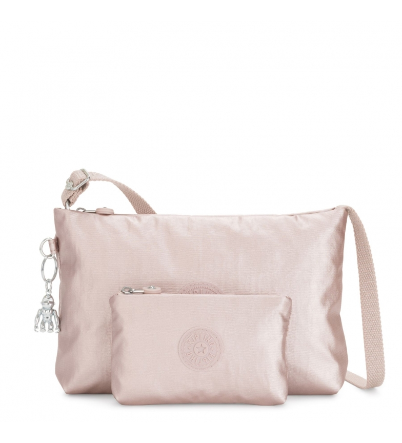 Comprar Kipling Shoulder strap + purse Atlez metallic rose gifting -25x16.5x3cm