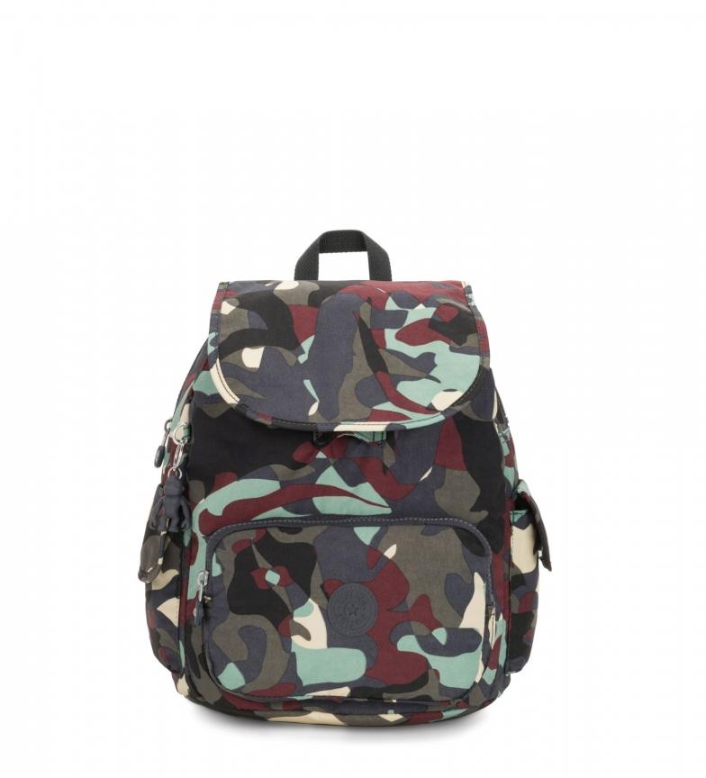 Comprar Kipling Backpack City Pack S camo large -27x33.5x19cm