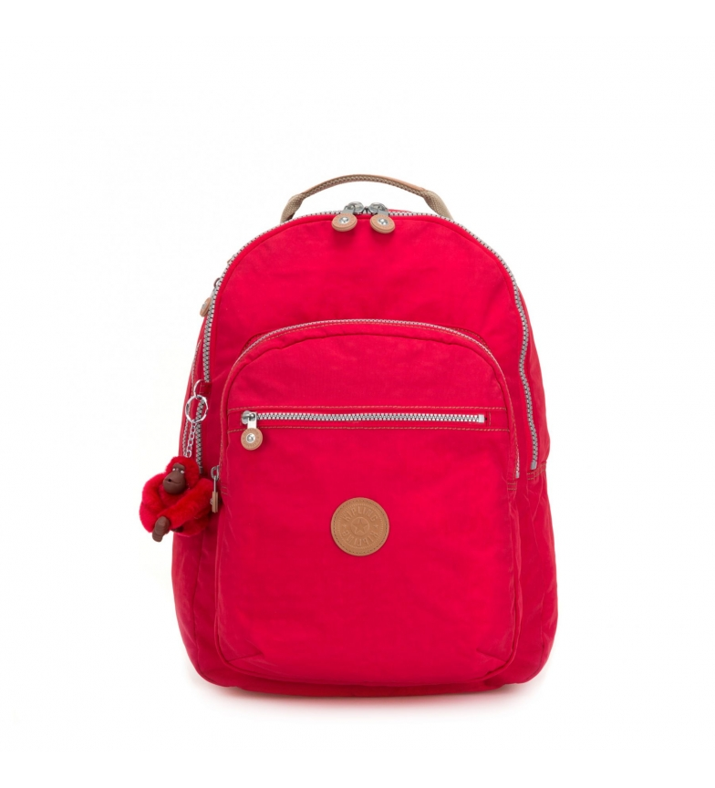 Comprar Kipling Backpack Clas Seoul S true red -33x45x18.5cm