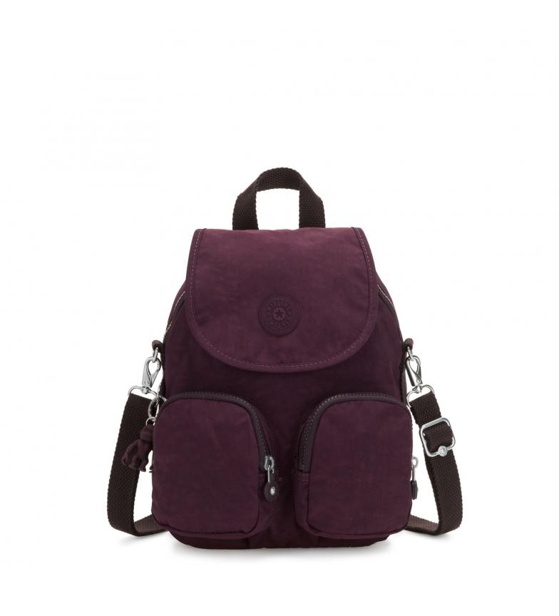 Comprar Kipling Firefly Up mochila de ameixa escura -22x31x14cm