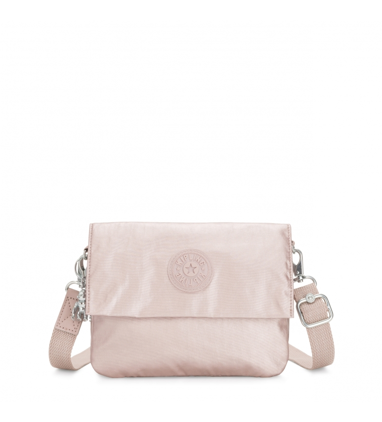 Comprar Kipling Bandoulière Osyka rose métallisé cadeau -21x15x3.2cm