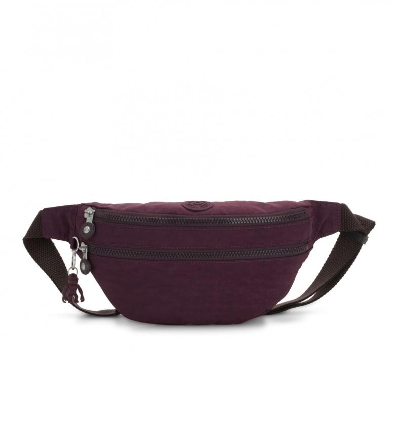 Comprar Kipling Bum bag Sara dark plum -35x15x6cm