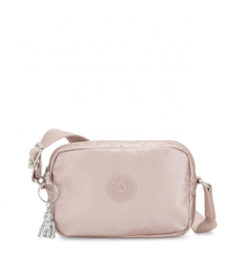 Comprar Kipling Souta sangle d'épaule métal rose cadeau -17x11x5.5