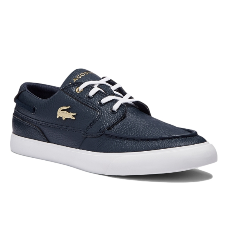 Comprar Lacoste Leather sneakers Bayliss Deck 0721 1 CMA black