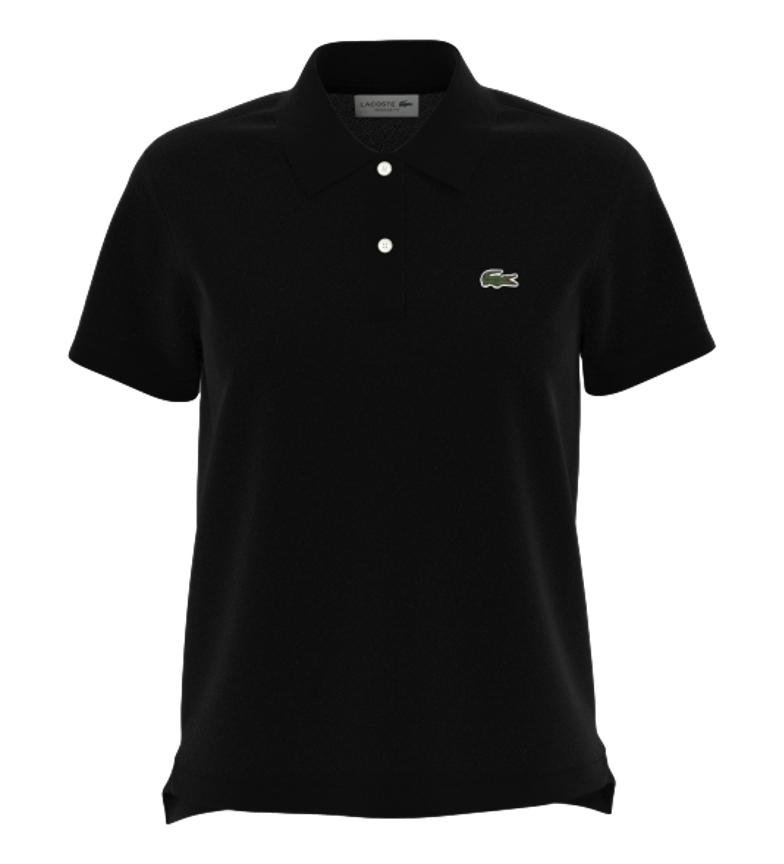 Comprar Lacoste Best MC Chemise Col Bord-Cotes negro