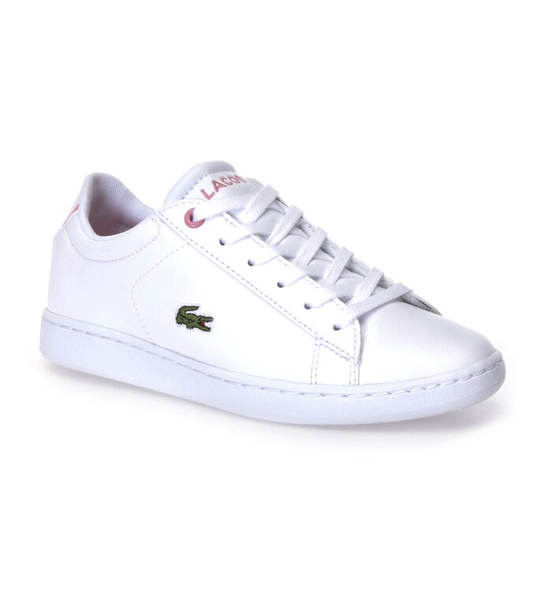 Comprar Lacoste Carnavy Evo shoes white, pink