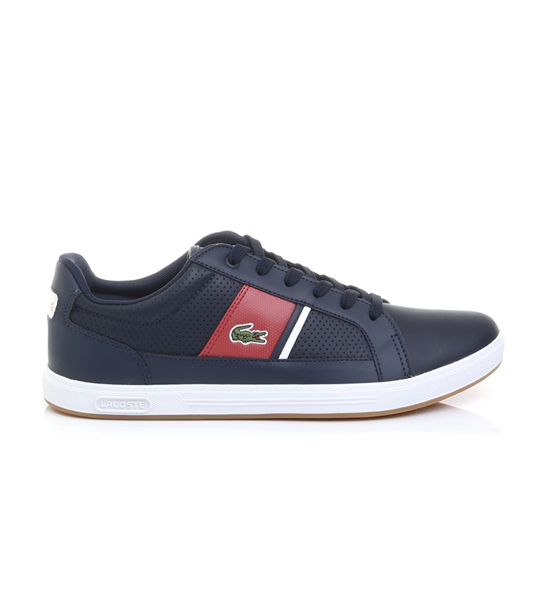 Comprar Lacoste Pantofole Europa navy
