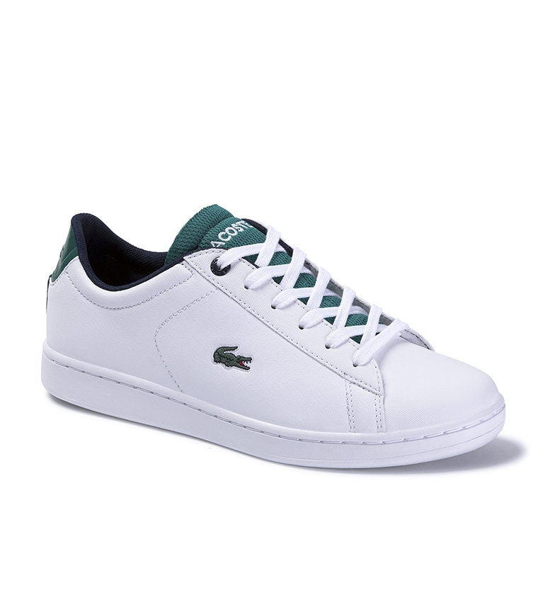 Comprar Lacoste Carnavy Evo shoes white, green