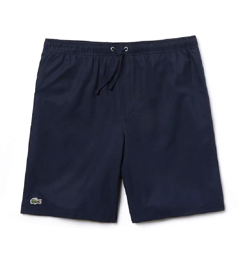 Comprar Lacoste Shorts Tenis  Lacoste Sports marino