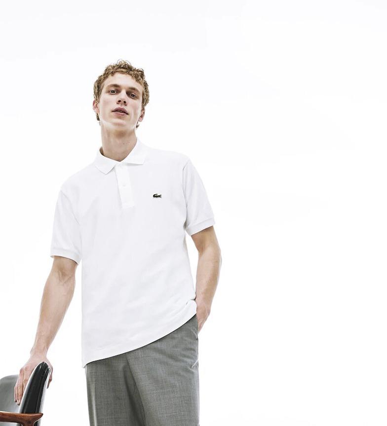 Comprar Lacoste Polo Classic Fit L.12.12 white