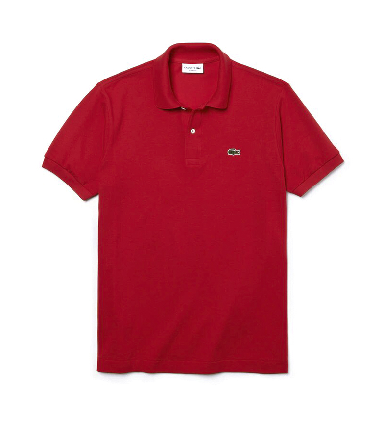 Comprar Lacoste Polo Classic Fit L.12.12 red