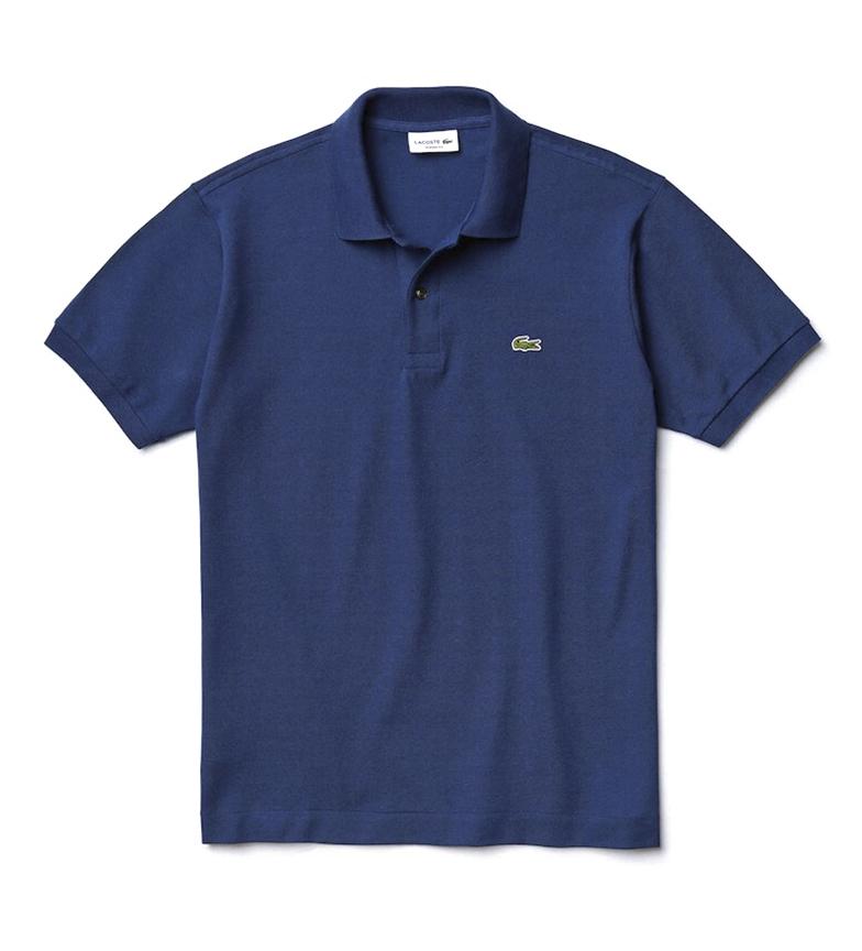 Comprar Lacoste Polo Classic Fit L.12.12 azul