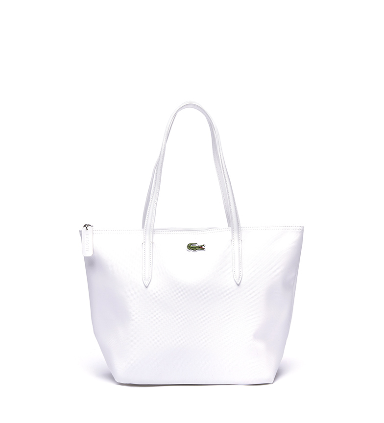 Comprar Lacoste Shopping Bag Small L.12.12 Concept white -24x24,5x14,5cm