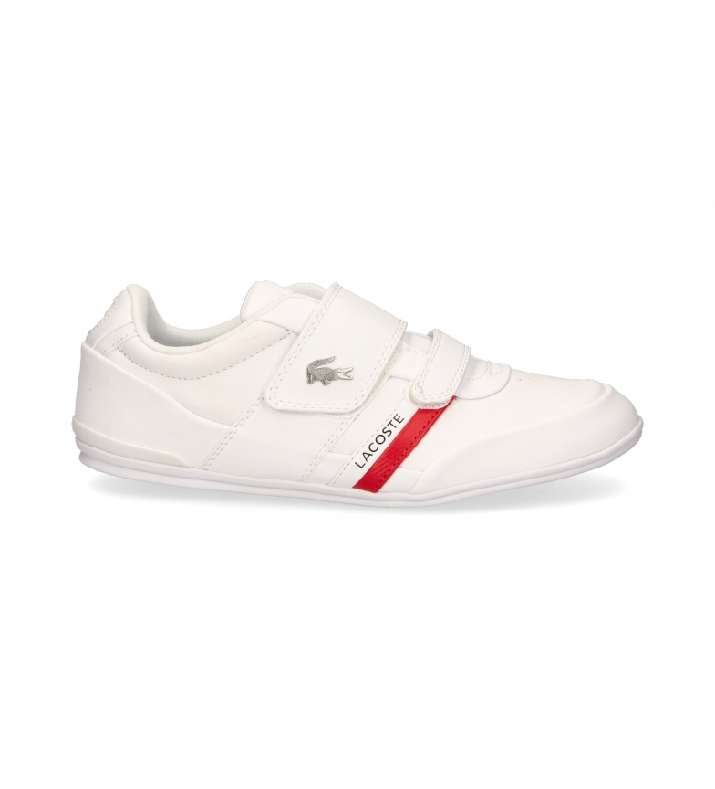 Comprar Lacoste Sneakers in pelle 41CMA0045 bianca