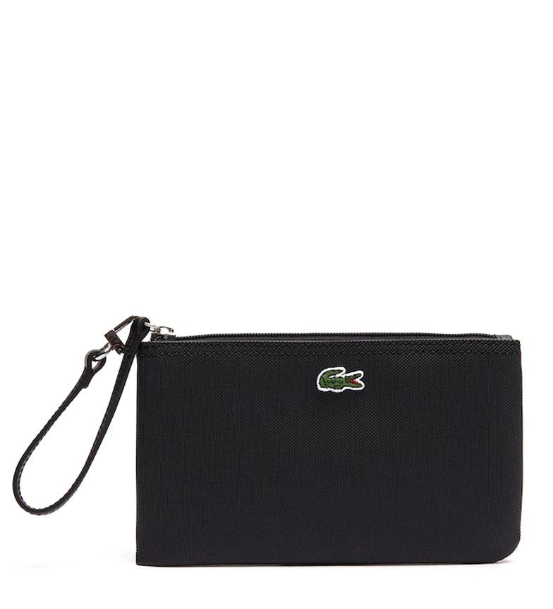 Comprar Lacoste Pochette d'embrayage L.12.12 Concept noir -21x12x1cm