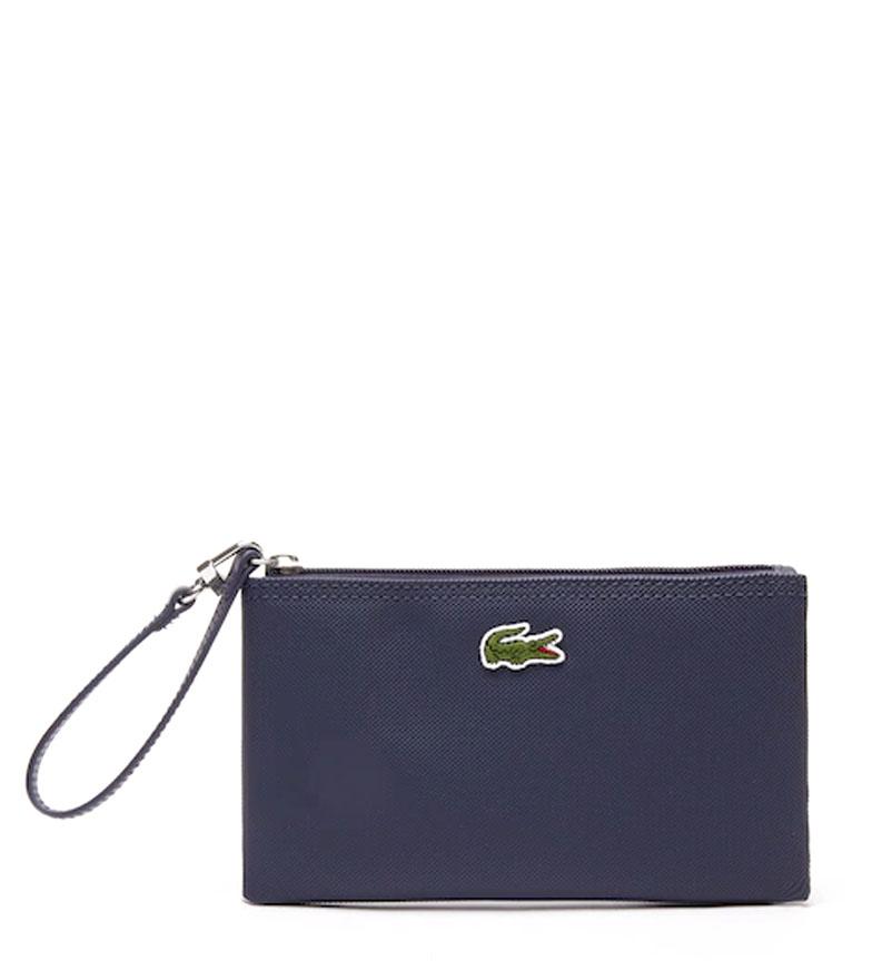 Comprar Lacoste Saco de embreagem L.12.12 Conceito azul -21x12x1x1cm