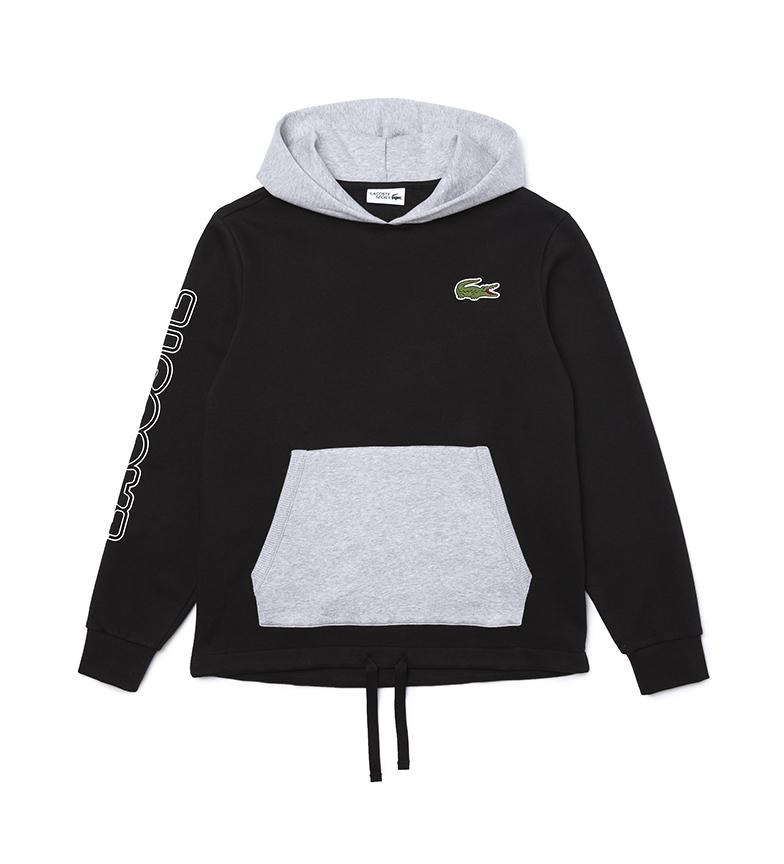 Comprar Lacoste Sweatshirt SH1574 gris, noir