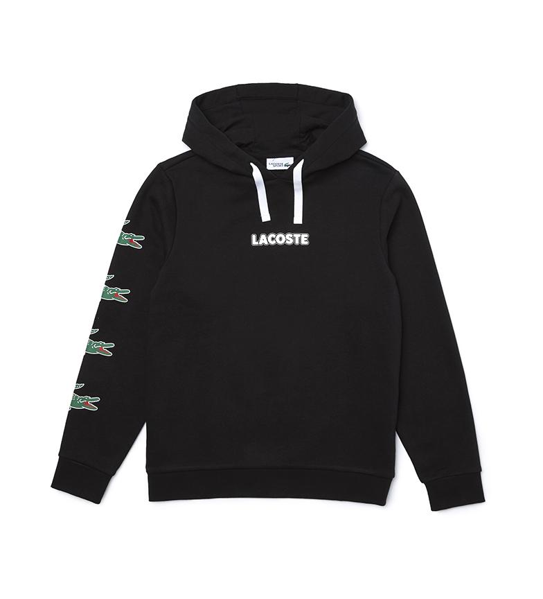 Comprar Lacoste Sweatshirt SH7221 black