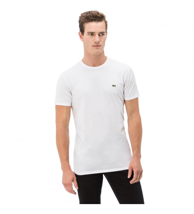 Comprar Lacoste T-shirt clássica branca