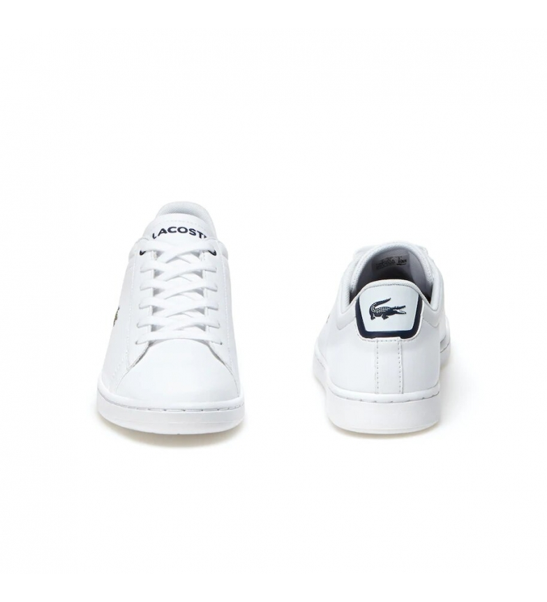 Comprar Lacoste Sapatos brancos Carnavy Evo